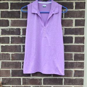 Callaway sleeveless golf top